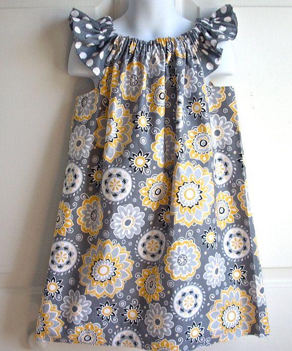 Baby dress kids childrens clothes pillowcase by BackPorchKids & 76 best images about Dress Ideas on Pinterest pillowsntoast.com