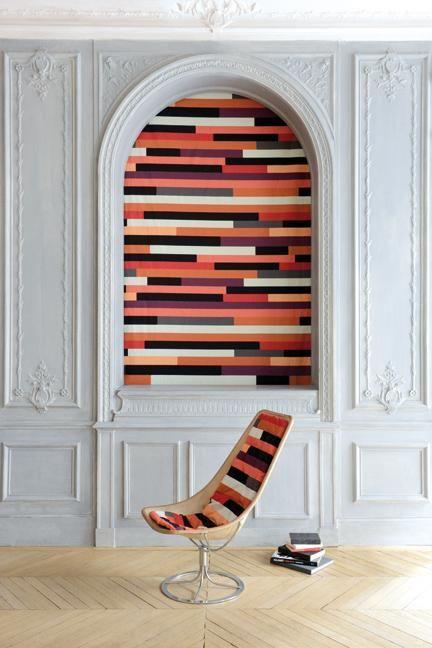 L'Atelier de la Marquise aime : Sonia Rykiel pour Patrick Lelièvre - Collection Twist