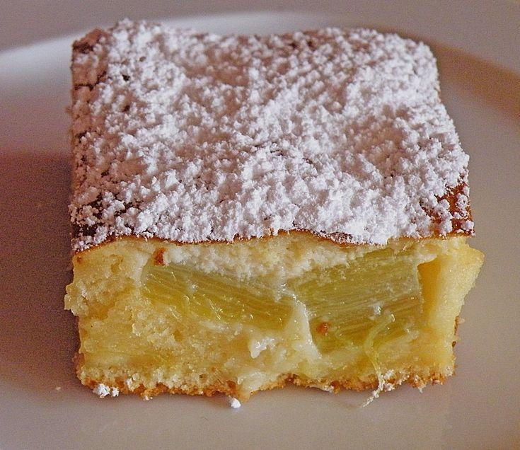 Rhabarberkuchen mit Schmandhaube, ein sehr schönes Rezept aus der Kategorie Kuchen. Bewertungen: 104. Durchschnitt: Ø 4,5.