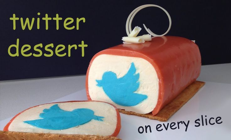 Twitter Dessert SWEET TWEET How To Cook That Ann Reardon Twitter Cake
