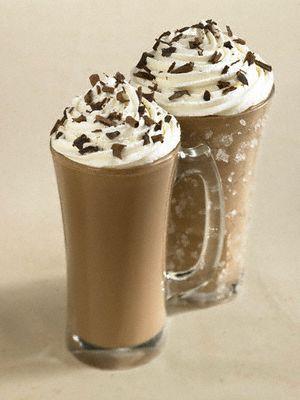 Chocolate Milkshake!!! Dang, now, I REALLY want one!!!