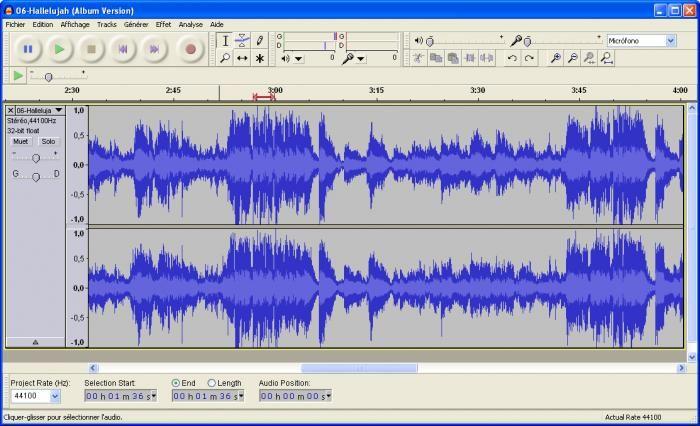 Un petit tutoriel pour apprendre à utiliser Audacity et à réaliser un enregistrement.