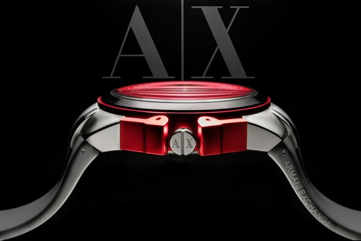Armani Exchange AX Watch  Dave Wall Commercial Photography  copyright www.davewallphoto.co.uk