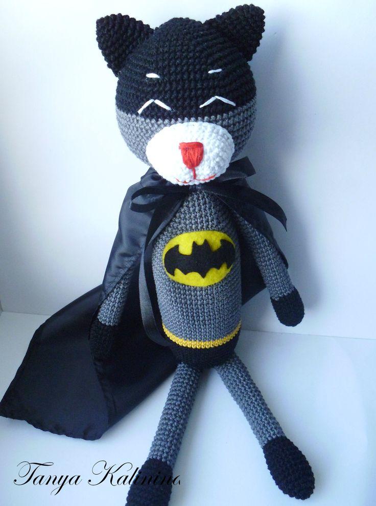 #amigurumi #toys #аминеко #супергерой