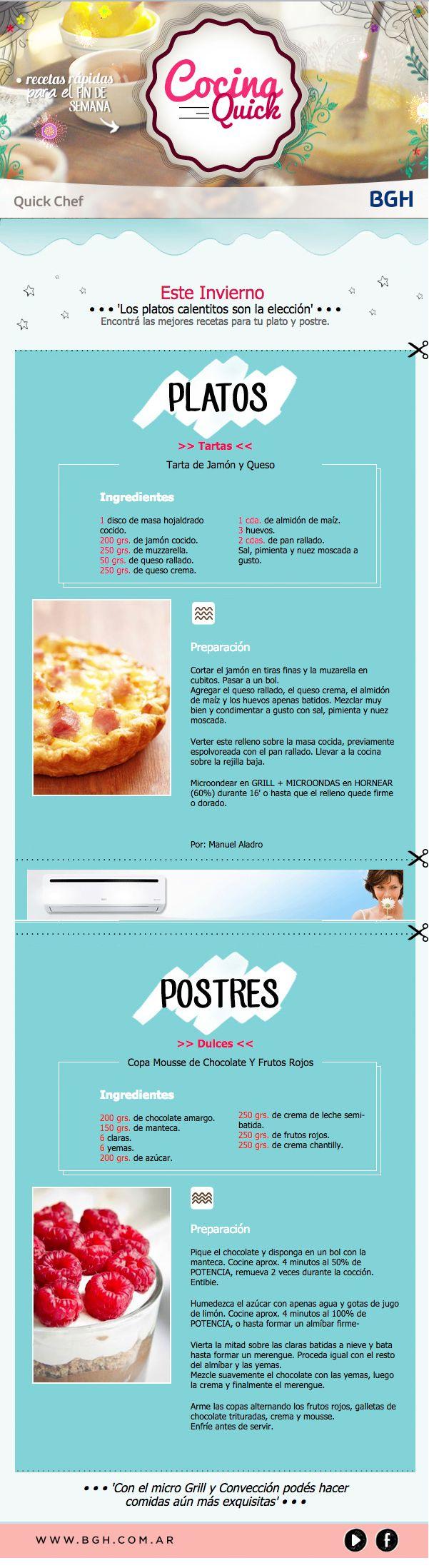 Tarta y Postre!