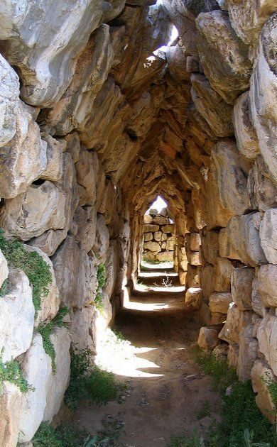VISIT GREECE| Ancient Tiryns  #Peloponnese #mainland #destination