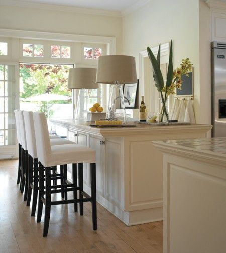 Kitchen Lighting: Adding Warmth with Table Lamps - Driven by Decor