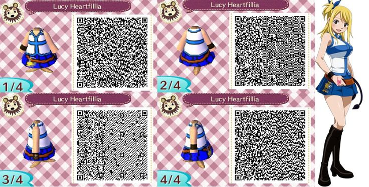This is Lucy's outfit from Fairy Tail :D! I had fun making this one ^^