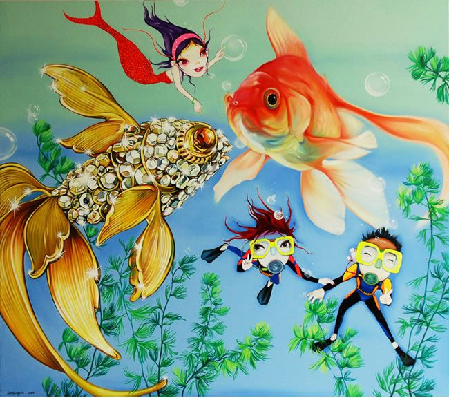 55 Best Images About Goldfish On Pinterest