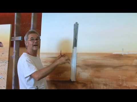 Outback Artist John Murray - Interview Part 3