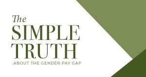 The Simple Truth about the Gender Pay Gap Read more, click link: https://www.aauw.org/research/the-simple-truth-about-the-gender-pay-gap/ #Yumeconsults