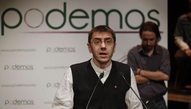 Podemos retiene la asignatura Democracia participativa de Políticas entre acusaciones de autoritarismo en el partido