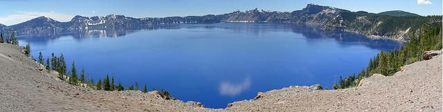 Crater Lake!!