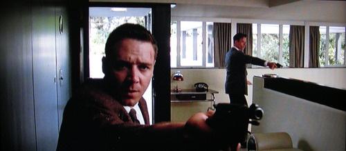 Russel Crow in LA Confidential: Confidential 1997, Russell Crows, Confidenti 1997, La Confidenti, Dramatic Movie, Cinemat Cinema, Cinematography Wall, Cinema Shots, Cinema Fav
