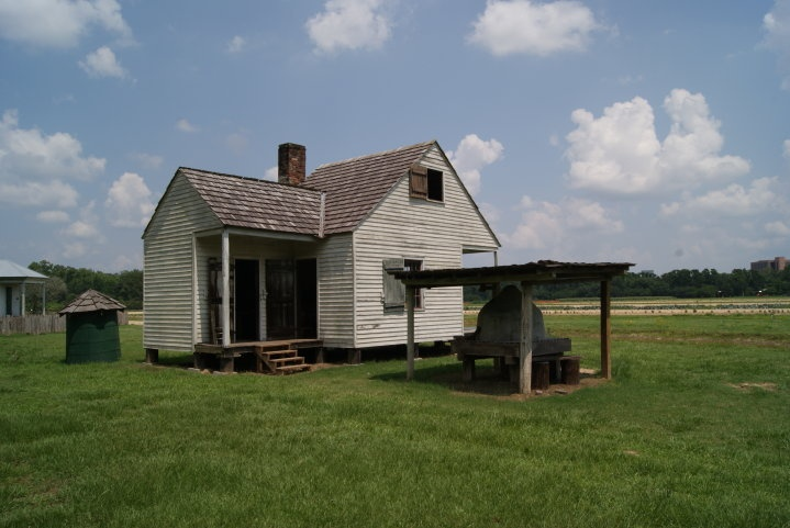 Photo taken at the Rural Life Museum in Baton Rouge La