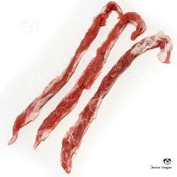 Lagarto Ibérico. Carne de cerdo ibérico fresca o congelada. Venta directa de fábrica.