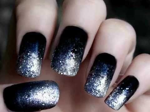 Nanu Nanu Ombré Nails [Glitterface Tutorial]