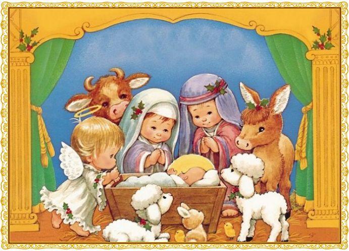 Χριστουγεννιάτικο θεατρικό!Η Γέννηση του Θεανθρώπου