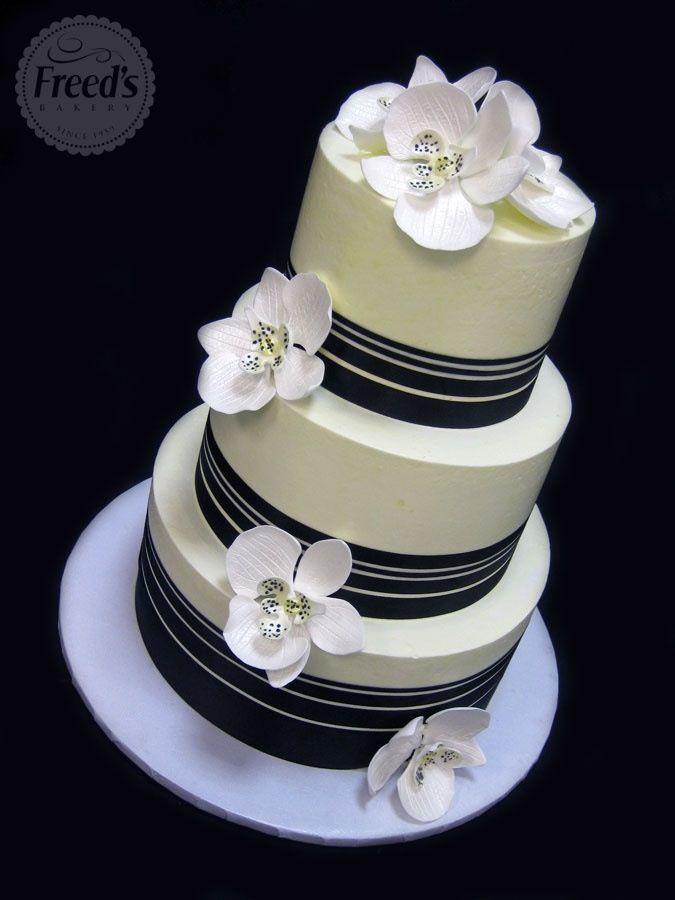 Simple wedding cake :)