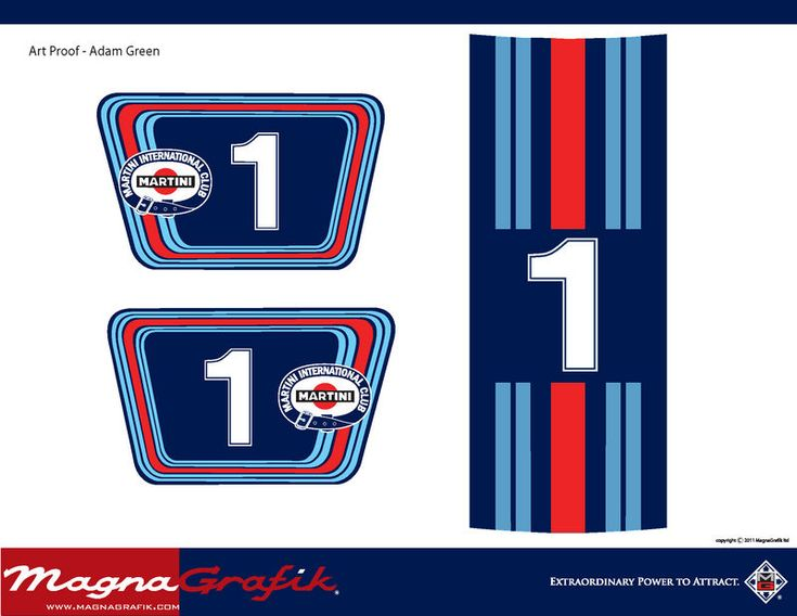 martini racing stripe - Google Search