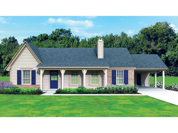 Ranch Home Plans Rambler Home Design Ranch House Porch Designs