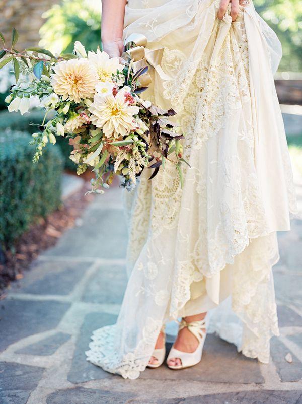 Outdoor Garden Inspired Wedding Ideas