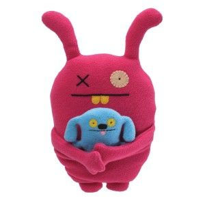 Ugly Dolls: Uglybuddies Ugly Charlie & Ket Adorable Uglys with a buddy in hand. Measures: 12 in H x 3 in W x 7 in L.  UGLYDOLL has grown into an entire universe of characters, stories and products for all ages. http://awsomegadgetsandtoysforgirlsandboys.com/ugly-dolls/ Ugly Dolls: Uglybuddies Ugly Charlie & Ket