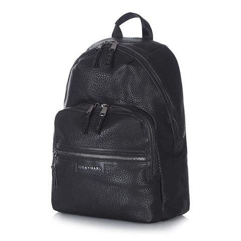 Tiba and Marl - Elwood Backpack in black. Changing bags finally got cool