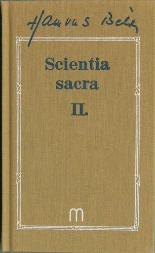 Hamvas Béla - Scientia Sacra II.
