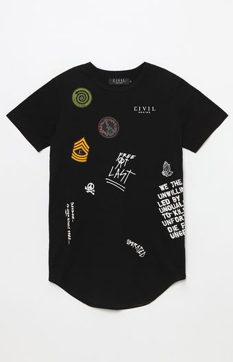 Platoon Drop T-Shirt