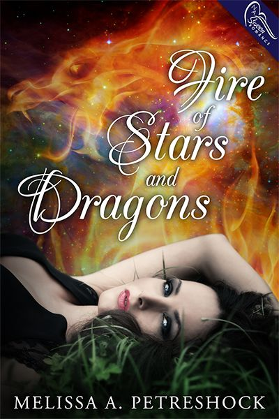Fire of Stars and Dragons, by Melissa A. Petreshock (cover design by Morgan Media)