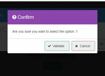 lis.modal.js is a simple yet robust, multifunctional JQuery modal popup plugin which can be used for notification popups and alert/confirm/prompt dialog boxes. #jquery #Modal