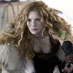 Rachelle Lefevre  is my Claire!!