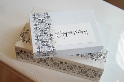 Decorative Tape in Action: Decorated Package of The Month - September