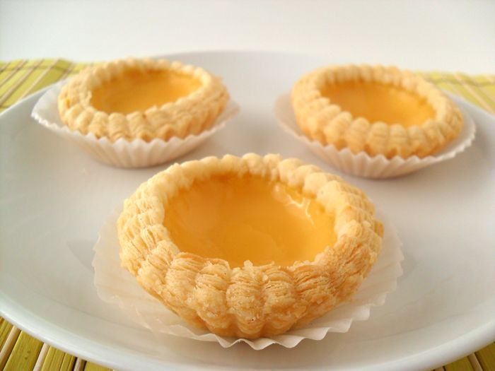 I've been looking for the perfect egg custard tart recipe for over a month now. I haven't found one...yet...but I know I will. However, I di...