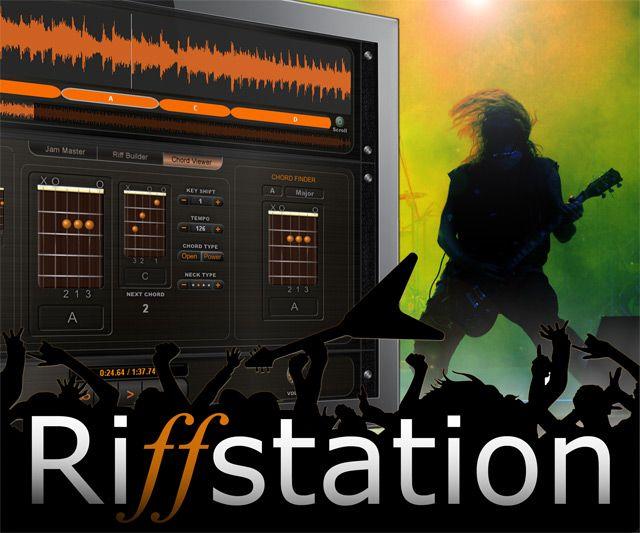 Riffstation Guitar Jamming Software | DudeIWantThat.com