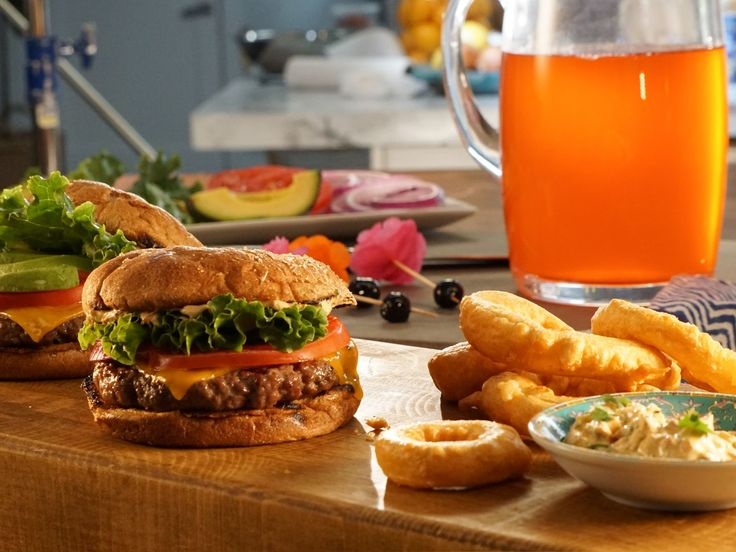 Get this all-star, easy-to-follow Chipotle Cheeseburgers recipe from Valerie Bertinelli