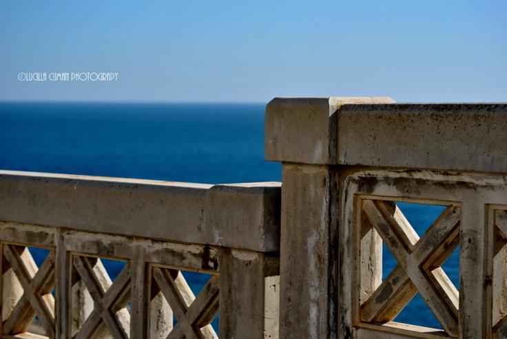 Deep blue sea in Santa Cesarea Terme. Puglia. Italy https://www.facebook.com/LucillaCumanPhotography