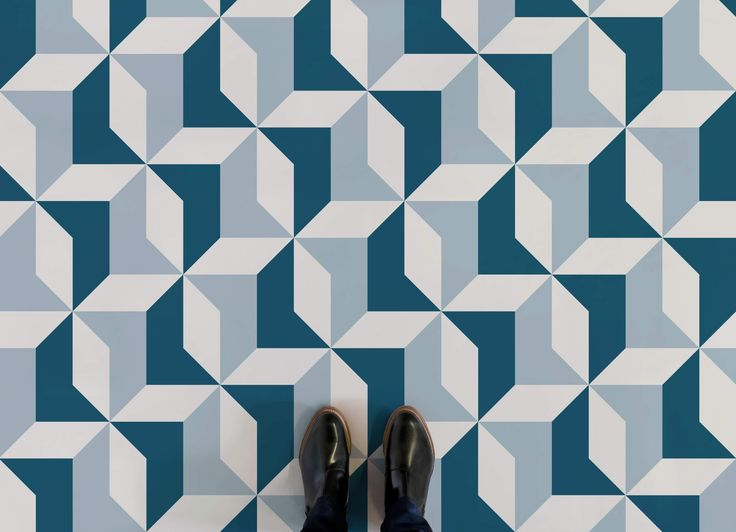 High quality Kensington vinyl flooring, manufactured in the UK and custom made to fit any room size, suitable for commercial and domestic use.