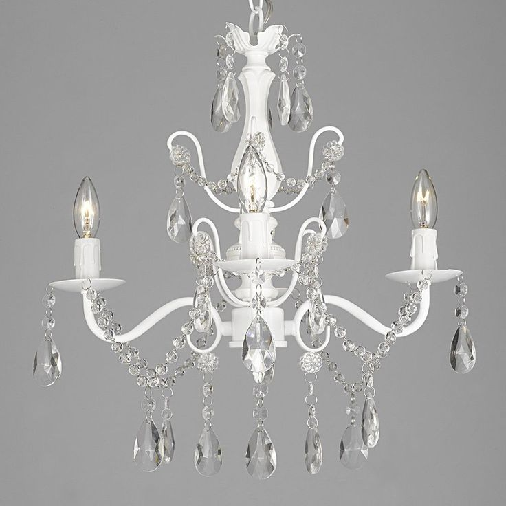 Add Elegance To Any Setting With This Gorgous 4 Light Chandelier Featuring A Stunning