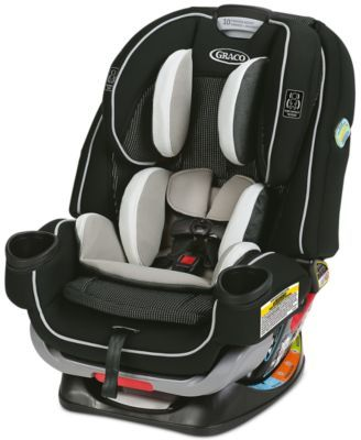 Graco Extend2Fit 4Ever All-In-One 4-in-1 Convertible Car Seat