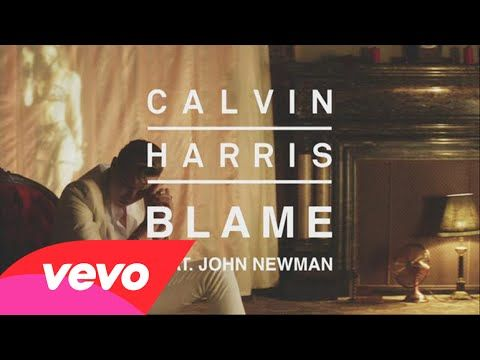 Calvin Harris feat. John Newman - Blame (Audio) My two favorite people combined into one amazing single!!! ^.^