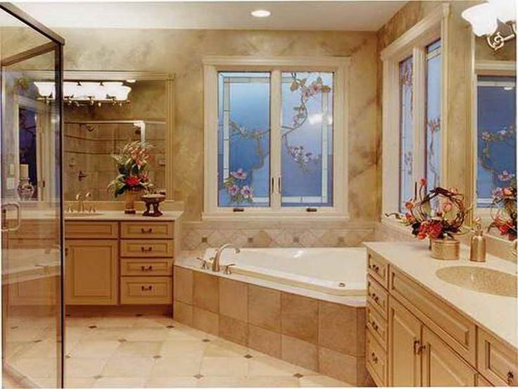 Master Bathroom Suite Floor Plans Pictures | Digital Photography Above, Is  Section Of Master Bath