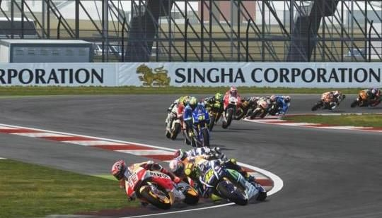 MotoGP 17 Review - A Challenging and Soulless Racer   COGconnected: COGconnected writes: One of the longest established racing game…