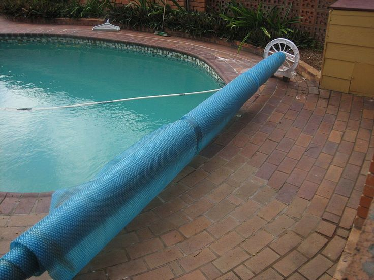 Swimming Pool Maintenance - Solar Cover