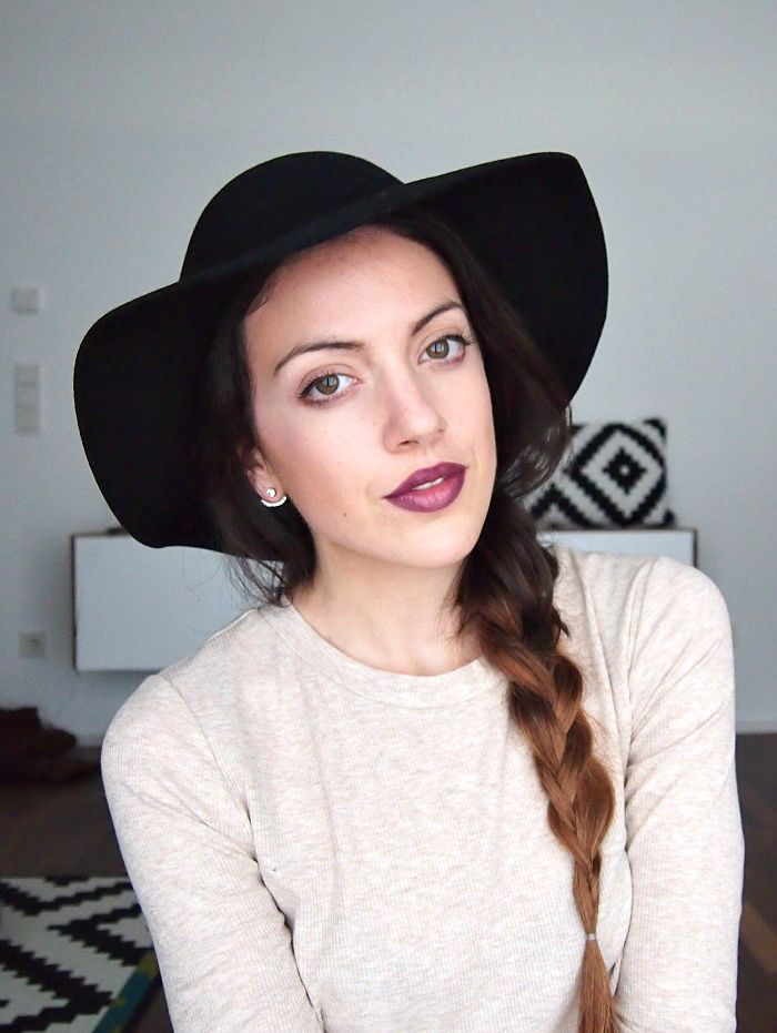 Blogger NYX Herbst Make up