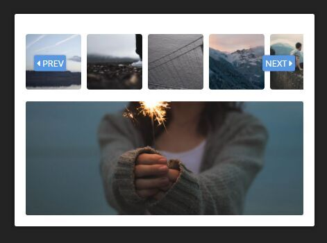 wimmviewer is a minimal #jQuery image viewer/previewer plugin which enables you to switch between large images by clicking on the thumbnails in a scrollable carousel.