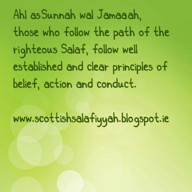 Salafiyyah.