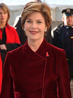 images of laura bush | Laura Bush's Memoirs Address Fatal Car Crash