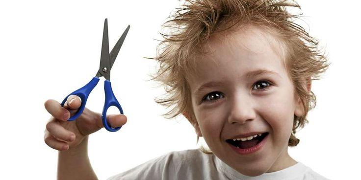 barn frisør - Google-søk